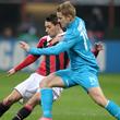 «Зенит» обыграл «Милан» и вышел в Лигу Европы. Как это было