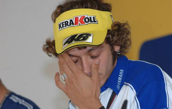 а Валентино Росси лишил последних шансов на титул