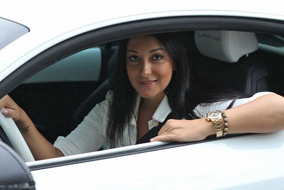 Лариса Павлюченко