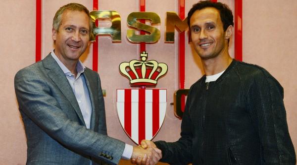 «Монако» объявил о подписании Рикарду Карвалью