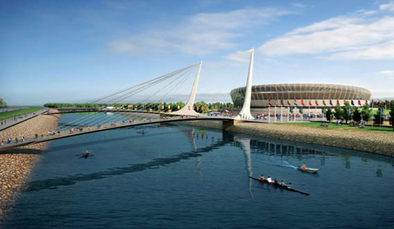 Стадион в Нижнем Новгороде, плановая вместимость – 44 899