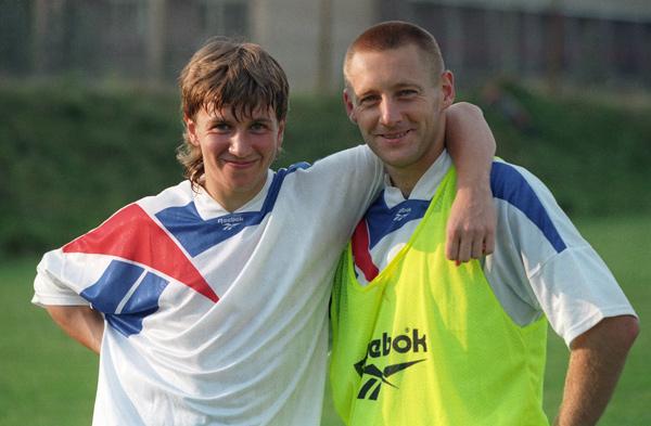 Валерий Кечинов и Андрей Тихонов