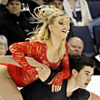 танцы на льду, Skate America, Такахико Козука, Флоран Амодио, пары, мужское катание