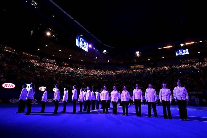 Australian Open, ATP, Новак Джокович, Энди Маррей, ITF
