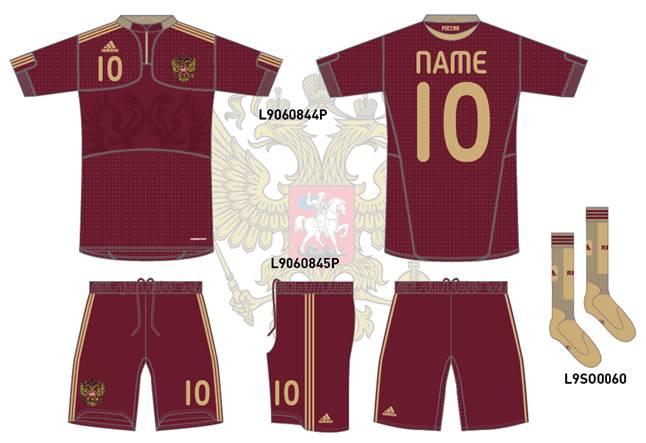 25 мар 2009.  Российский футбольный союз и компания Adidas представили новую игровую форму...