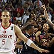 сборная США, сборная Турции, чемпионат мира-2010