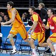 сборная Северной Македонии, сборная Литвы, Евробаскет