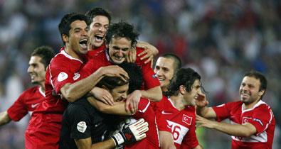 Евро-2008, видео, сборная Турции, сборная Хорватии