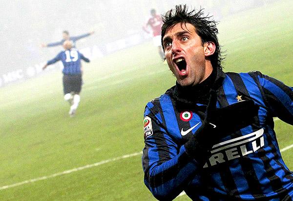 Диего Милито, победный гол