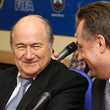 ФИФА, ЧМ-2010, Йозеф Блаттер, Вячеслав Колосков, Леонид Тягачев