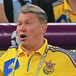 Олег Блохин, сборная Украины, сборная Англии