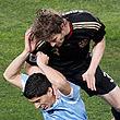 Сборная Уругвая по футболу, ЧМ-2010, видео, Сборная Германии по футболу