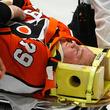 травмы, драки, Гэри Беттмэн, Колтон Орр, Дерек Бугаард, Тодд Федорак, НХЛ