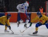 чемпионат мира, сборная России, сборная Швеции, сборная Финляндии, Сергей Ломанов