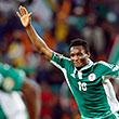 сборная Нигерии, Кубок Африки, Сандей Мба
