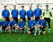 Март Поом, сборная Эстонии, квалификация Евро-2008, Дмитрий Круглов, Андрес Опер, Марек Лемсалу, Александр Дмитриев, Тармо Кинк, Рагнар Клаван, Йоэль Линдпере