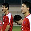 сборная КНДР, ЧМ-2010, Ан Ен Хак, Ким Чжон Хун, Хон Ен Чо, Цой Мин Хо