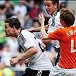 юношеский ЧЕ-2009, сборная Голландии U-17, сборная Германии U-17, Марио Гетце