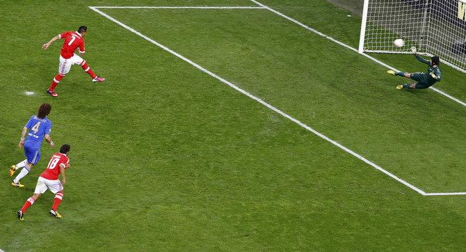 """Лига Европы. """"Бенфика"""" - """"Челси"""" 1:2. Всё-таки они прокляты... - изображение 6"""