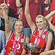 Илона Корстин, сборная России жен, Евробаскет-2007 жен