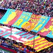 Барселона, фото, Вильярреал, Атлетик, примера Испания, Кубок Испании, болельщики, Камп Ноу, Месталья