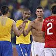 сборная Бразилии, сборная Португалии, Бенито Арчундиа, Эдуарду, ЧМ-2010, Фелипе Мело, Криштиану Роналду