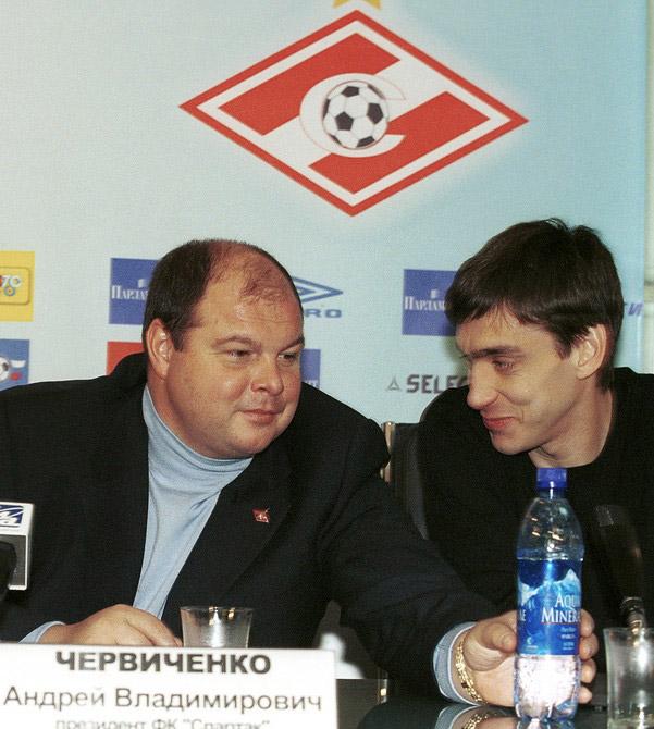 Андрей Червиченко и Юрий Ковтун