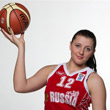 молодежная сборная России жен, Ксения Тихоненко