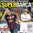 Барселона, Реал Мадрид, Суперкубок Испании, обзор прессы