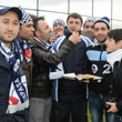 Шота Арвеладзе, Галатасарай, высшая лига Турция, болельщики, Касымпаша