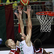 юниорская сборная России, юниорская сборная Литвы, юниорский чемпионат мира-2011