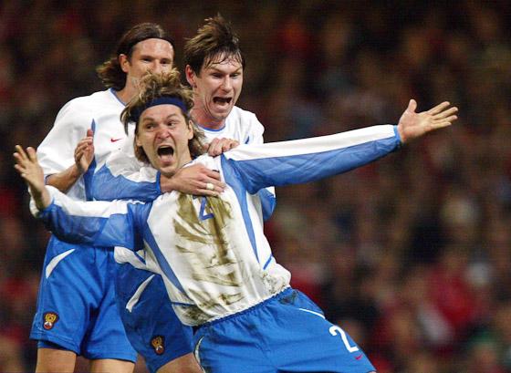 10 самых брутальных футболистов чемпионата России (Фото)
