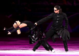 сборная России, танцы на льду, Ванкувер-2010, Оксана Домнина, Максим Шабалин