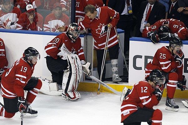 Канада vs россия 3 5 финал мчм по хоккею