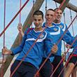 кадетский че-2012, кадетская сборная Испании, кадетская сборная России
