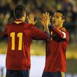 сборная Испании U-21, Тиаго Алькантара, Марк Муньеса, Марк Бартра, Мартин Монтойя, Евро-2015 U-21
