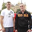 Денис Лебедев, Александр Алексеев, первый тяжелый вес
