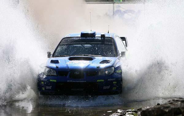Сезон 2007 стал для Петтера Сольберга холодным душем