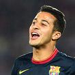 Барселона, примера Испания, сборная Испании, сборная Испании U-21, Тиаго Алькантара