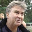 Гус Хиддинк, сборная Англии, сборная России, квалификация Евро-2008, Евро-2008, телевидение, НТВ-Плюс