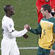 сборная Австралии, ЧМ-2010, сборная Ганы