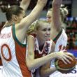 сборная Беларуси, сборная России, чемпионат мира-2010 жен