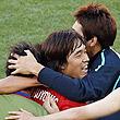 сборная Греции по футболу, Сборная Южной Кореи по футболу, ЧМ-2010, Пак Чжи Сун