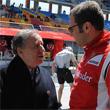 Фернандо Алонсо, Лука ди Монтеземоло, Стефано Доменикали, Феррари, Формула-1