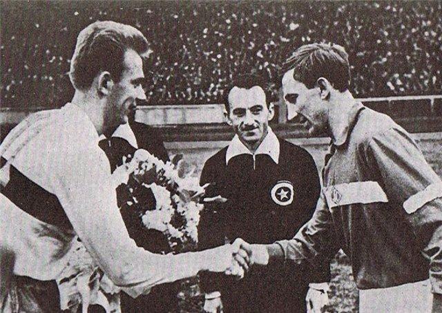Валерий Лобановский и Игорь Нетто