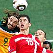 Тим Кэйхилл, сборная Сербии, сборная Австралии, ЧМ-2010