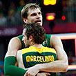 олимпийский баскетбольный турнир, сборная России, сборная Бразилии, Лондон-2012