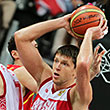 Виталий Фридзон, Виктор Хряпа, Лондон-2012, олимпийский баскетбольный турнир