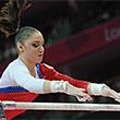 спортивная гимнастика, чемпионат Европы, Лондон-2012, Алия Мустафина