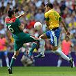 Василий Уткин, Лондон-2012, олимпийская сборная Бразилии, Олимпийский футбольный турнир, олимпийская сборная Мексики